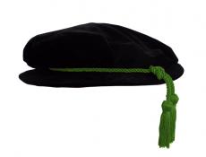 Doktorhut Beret-Bonnet