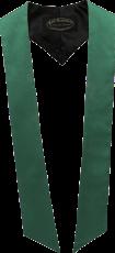 écharpes de couleur Vert
