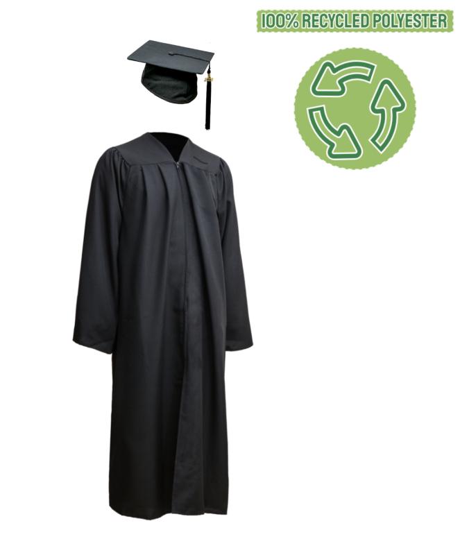 Komplett Set College aus recyceltem Polyester